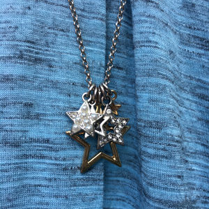 AEO Stars Charm Necklace